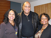 Crystal, Roger, and Ernestine